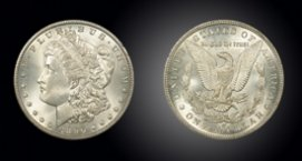 Silver Numismatic